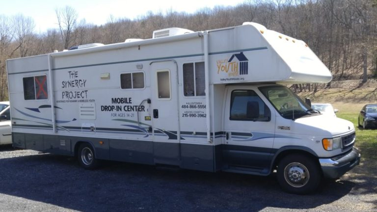 The Synergy Project Rv Takes To The Streets Of Allentown Valley
