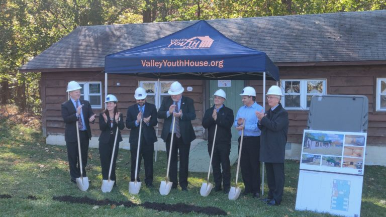 VYH Camp Fowler groundbreaking